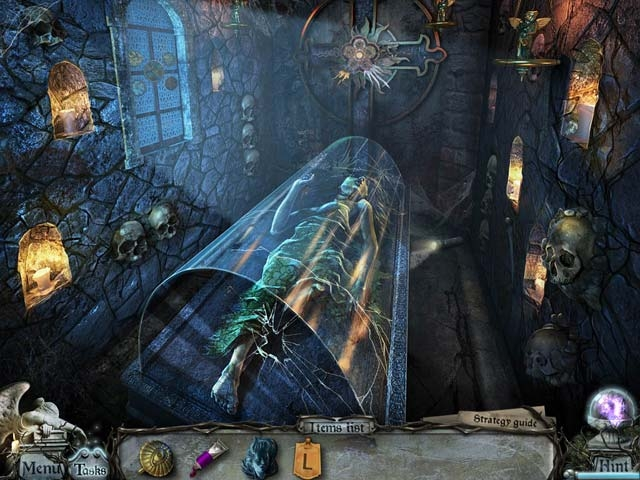 Gravely Silent: House of Deadlock Collector's Edition Screenshot