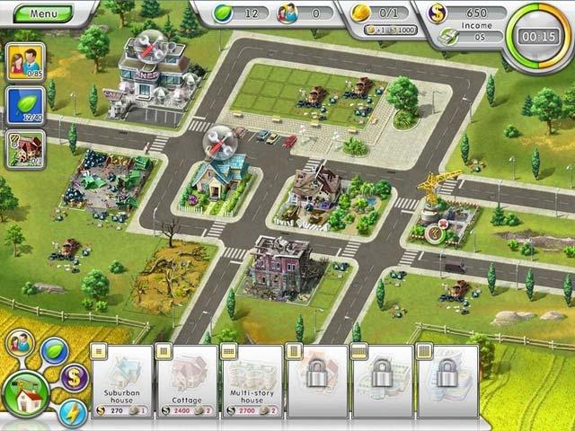 Green City Screenshot