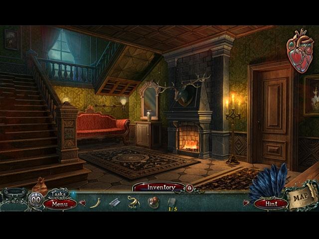 Grim Facade: Monster in Disguise Screenshot