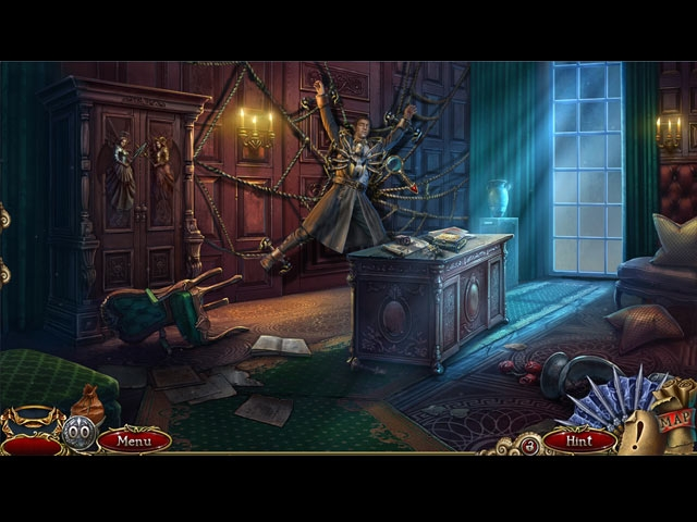 Grim Facade: The Red Cat Collector's Edition Screenshot
