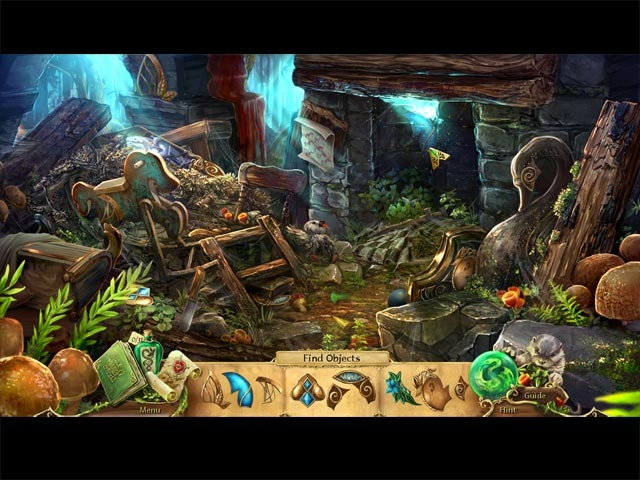 Grim Legends 2: Song of the Dark Swan Collector's Edition Screenshot