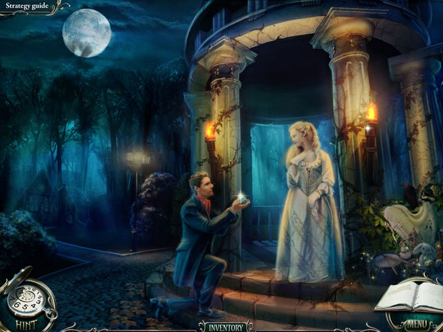 Grim Tales: The Bride Collector's Edition Screenshot