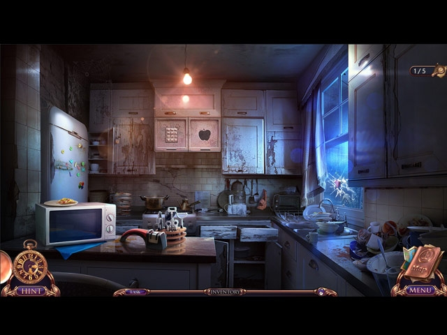 Grim Tales: The Final Suspect Screenshot