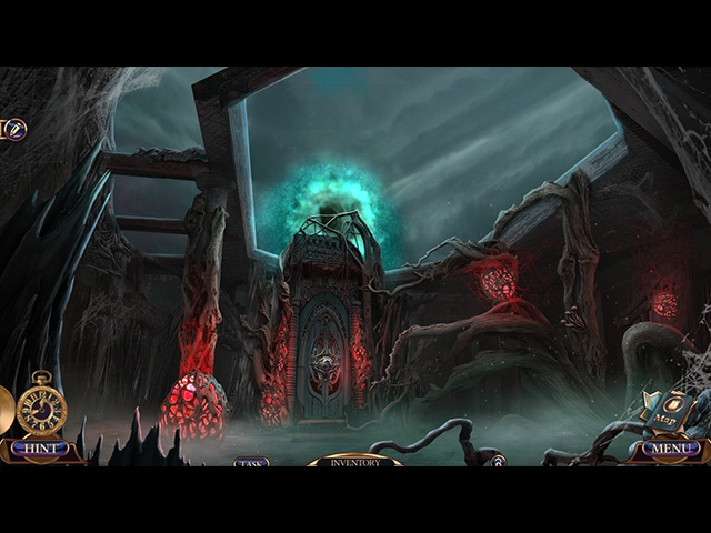 Grim Tales: The Nomad Collector's Edition Screenshot