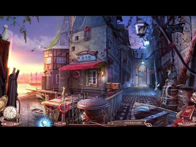 Grim Tales: The Time Traveler Collector's Edition Screenshot
