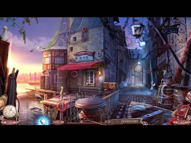 Grim Tales: The Time Traveler Screenshot