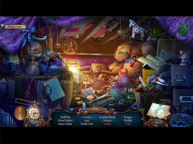 Grim Tales: The Vengeance Collector's Edition Screenshot