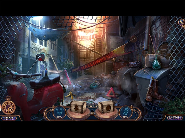 Grim Tales: Threads of Destiny Collector's Edition Screenshot