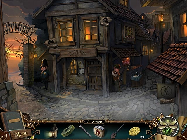 Grimville: The Gift of Darkness Screenshot