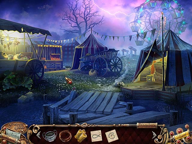 Guardians of Beyond: Witchville Collector's Edition Screenshot