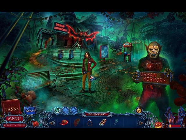 Halloween Chronicles: Monsters Among Us Collector's Edition Screenshot
