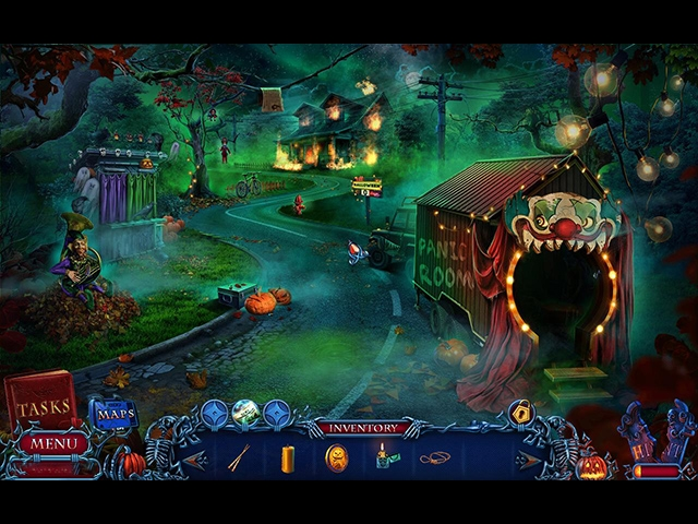 Halloween Chronicles: Monsters Among Us Screenshot