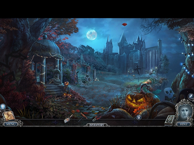Halloween Stories: Black Book Collector's Edition Screenshot
