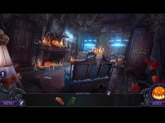 Halloween Stories: Invitation Collector's Edition Screenshot