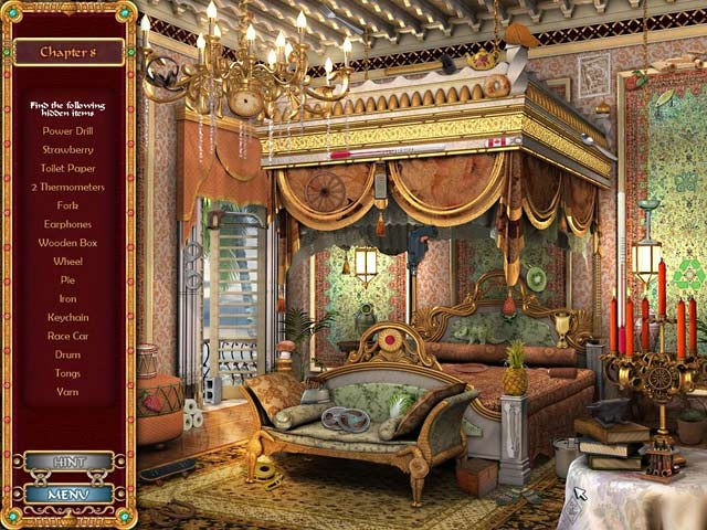 Harlequin Presents : Hidden Object of Desire Screenshot