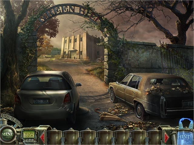 Haunted Halls: Green Hills Sanitarium Collector's Edition Screenshot