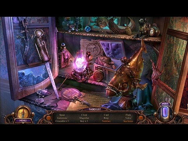 Haunted Hotel: Ancient Bane Screenshot