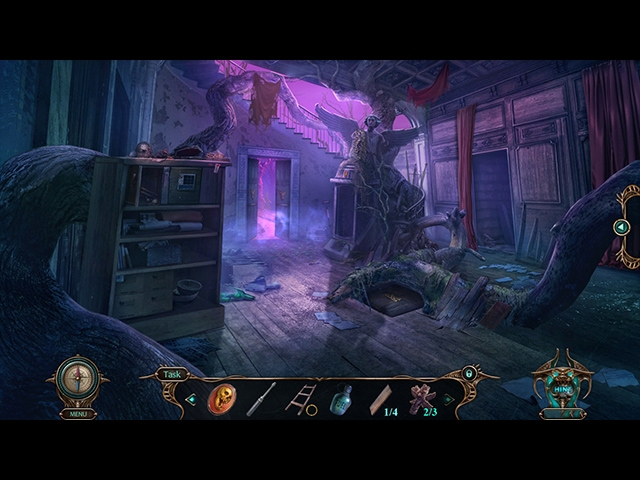 Haunted Hotel: Beyond the Page Screenshot