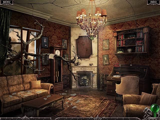 Haunted Hotel: Charles Dexter Ward Screenshot
