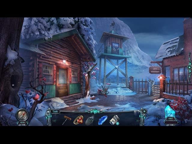 Haunted Hotel: Lost Dreams Screenshot