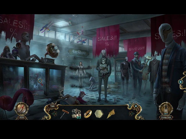 Haunted Hotel: Personal Nightmare Collector's Edition Screenshot