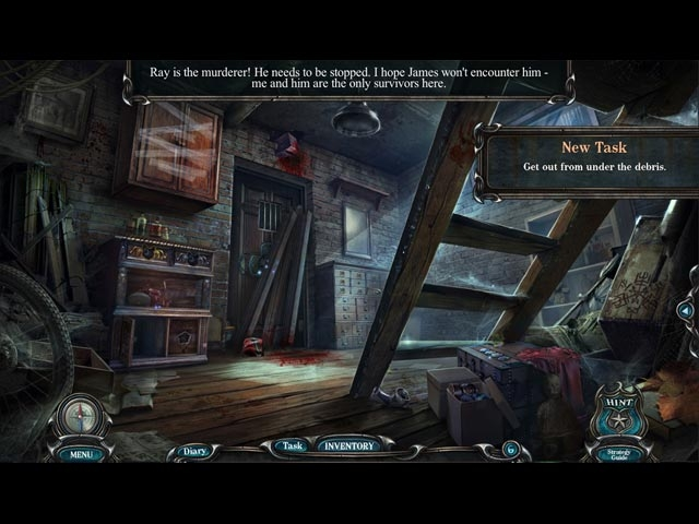 Haunted Hotel: The Axiom Butcher Collector's Edition Screenshot