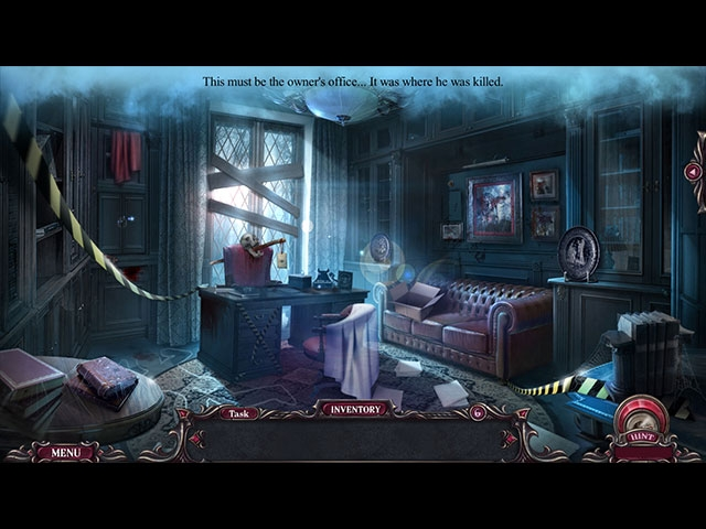 Haunted Hotel: The X Screenshot