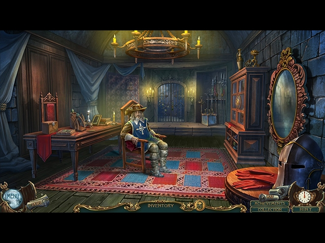 Haunted Legends: The Call of Despair Collector's Edition Screenshot