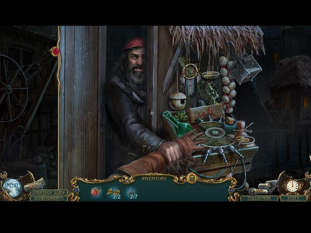 Haunted Legends: Monstrous Alchemy Collector's Edition Screenshot