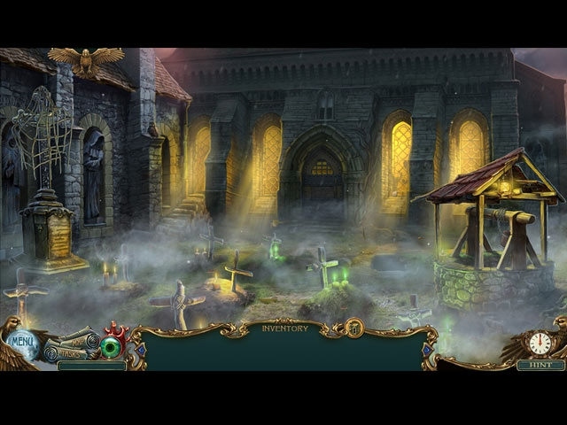 Haunted Legends: The Black Hawk Screenshot