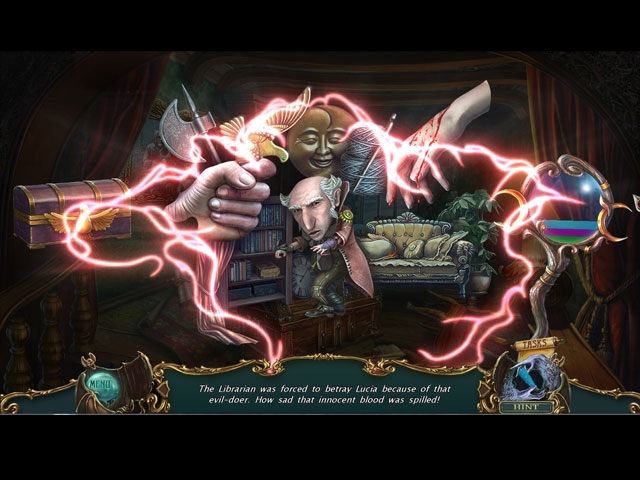 Haunted Legends: The Dark Wishes Screenshot