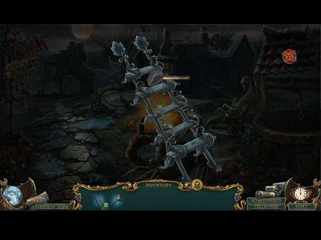 Haunted Legends: The Iron Mask Screenshot