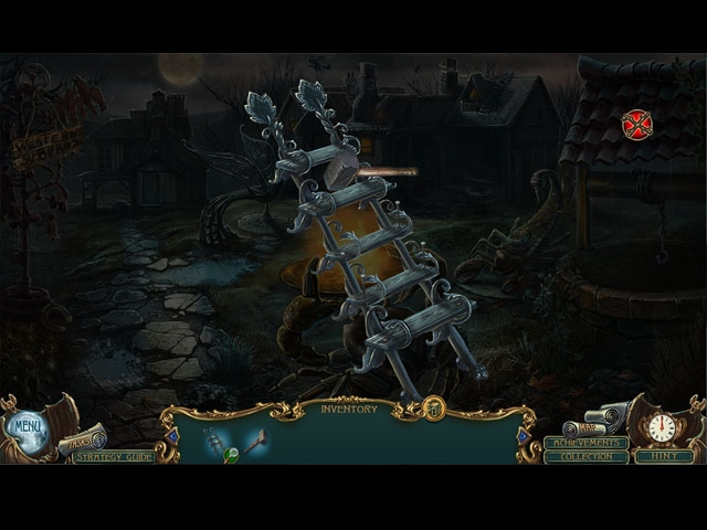 Haunted Legends: The Iron Mask Screenshot