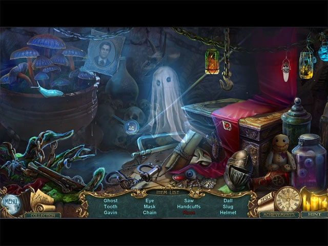 Haunted Legends: The Secret of Life Collector's Edition Screenshot