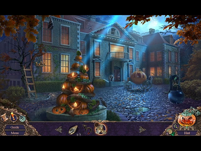 Haunted Manor: Halloween's Uninvited Guest Collector's Edition Screenshot
