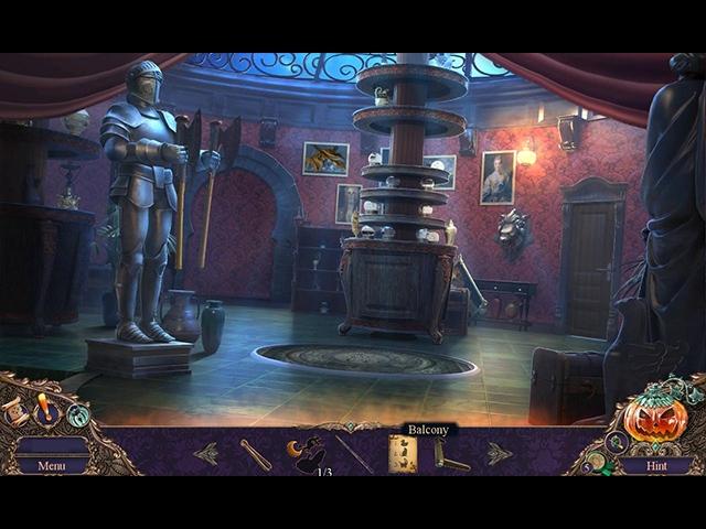 Haunted Manor: Halloween's Uninvited Guest Screenshot