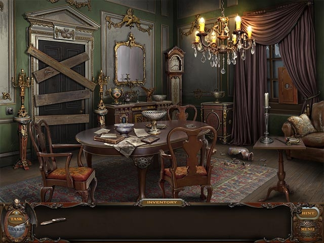 Haunted Manor: Lord of Mirrors Collector's Edition Screenshot