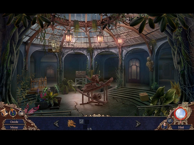Haunted Manor: The Last Reunion Collector's Edition Screenshot