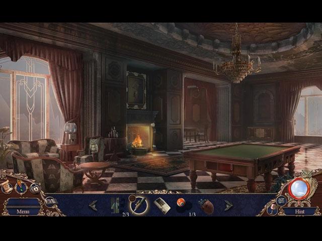 Haunted Manor: The Last Reunion Screenshot