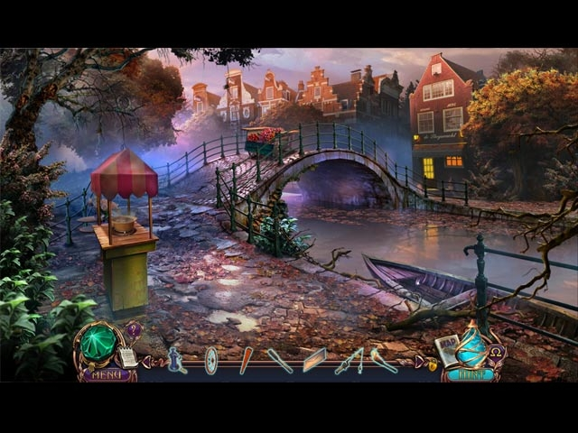 Haunted Train: Clashing Worlds Collector's Edition Screenshot