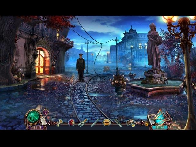 Haunted Train: Clashing Worlds Screenshot