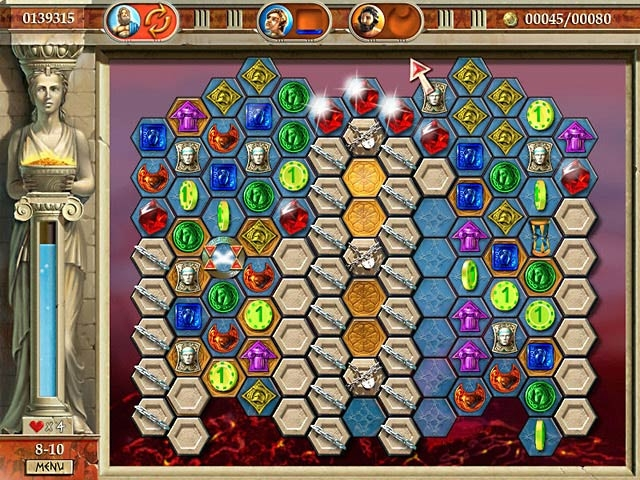 Heroes of Hellas Screenshot