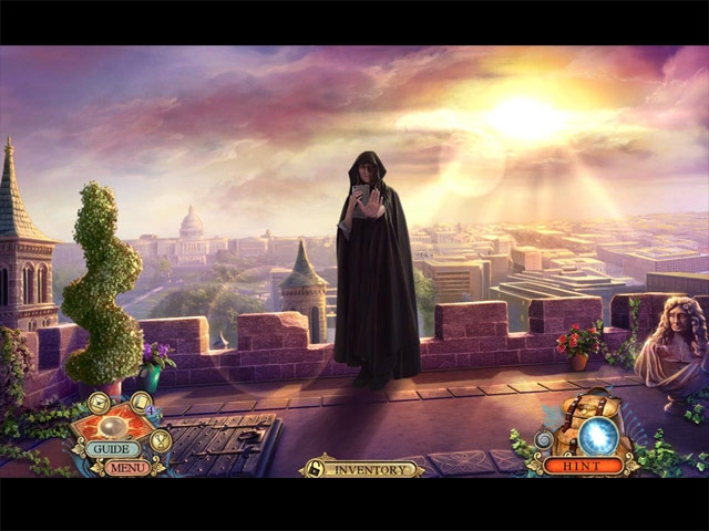 Hidden Expedition: Smithsonian Castle Collector's Edition Screenshot