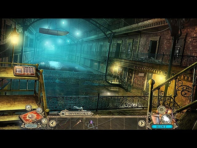 Hidden Expedition: Smithsonian Hope Diamond Collector's Edition Screenshot