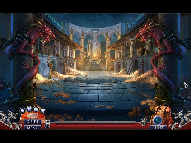 Hidden Expedition: The Eternal Emperor Collector's Edition Screenshot