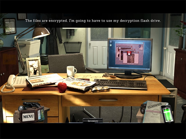 Hidden Files: Echoes of JFK Screenshot