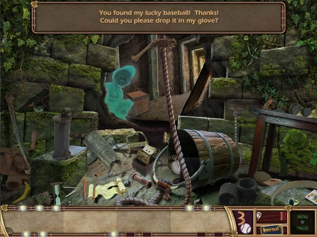 Hidden in Time: Looking-glass Lane Screenshot
