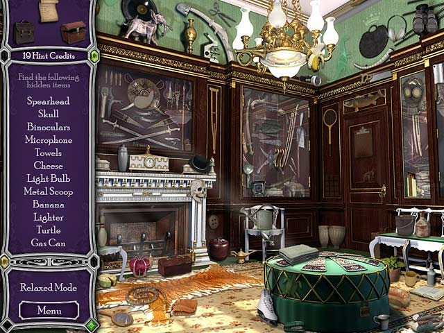 Hidden Mysteries: Buckingham Palace Screenshot