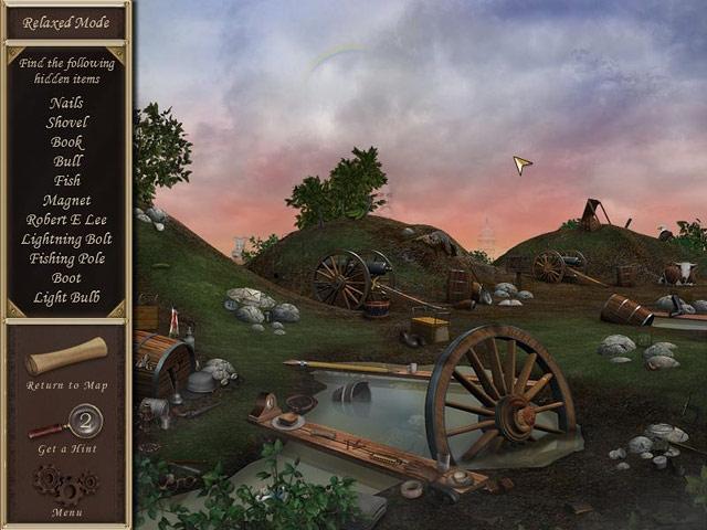 Hidden Mysteries - Civil War Screenshot