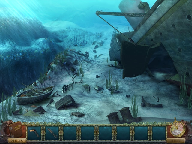 Hidden Mysteries(R): Return to Titanic Screenshot